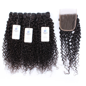 Cheap 8A Brazilian Human Hair Weaves Straight 3 Bundles With Frontal Body Wave Virgin Human Hair Bundles With Closures Remy Hair Extensions