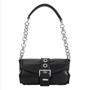 2021 Mini retro ring chain underarm bags tide stick oblique carrying bag temperament lady's armpit bag handbag shoulder bags