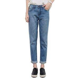 Mom Jeans High Waist Vintage Denim Pants For Women Teen Girls Jeans Boyfriend Trousers Femme Cowboy High Quality Large Plus Size