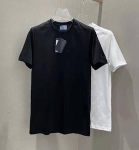 21ss ранняя весна с короткими рукавами Tee мужчины женщины высокая улица мода парижские футболки летнее дышащая тройник ZDLP0120.