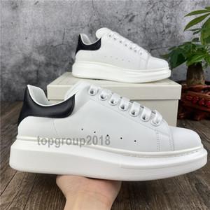 Çeşitli Stiller Rahat Ayakkabılar Bayan Erkek Eğitmenler Deri Platformu Ayakkabı Düz Chaussures Mükemmel Kalite Süet Scarpe