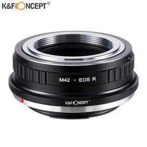 KF Concept M42 à la caméra EOS R Adaptateur pour Pentax PK Lens pour EOS R boîtier de l'appareil