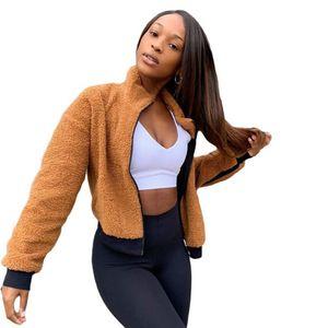women designer winter coat flannel warm jacket hooded outerwear casual multicolor cardigan hot 5388