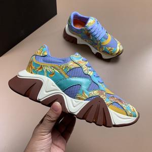 SQUALO CAMINANTE las zapatillas de deporte de diseño de lujo del ocio cómodo de los zapatos de moda