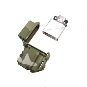 Universal tactical shell Protective cover lighter lighter multi-functional waterproof anti-fall ZIPPO liner Protective case