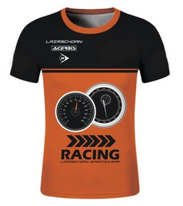 2020 summer motorcycle speed surrender racing suit T-shirt short sleeve top mountain bike riding suit polyester quick-drying material can be