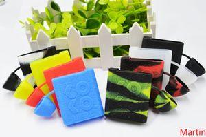 Uwell Caliburn KOKO Silikonhülle Gummi bunte Hülse Schutzüberzug-Haut für Uwell Caliburn KOKO Pod-System Cartridge-Kit Box DHL
