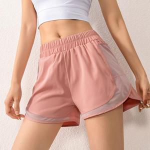 Slim en vrac à séchage rapide de sport confortable Shorts pour femmes dermophile WHShopping