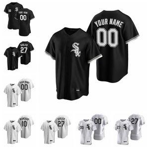 Luis Robert Jersey Michael Kopech Eloy Jimenez Tim Anderson Yoan Moncada Jose Abreu Edwin Encarnacion Yasmani Grandal Baseball-Shirts