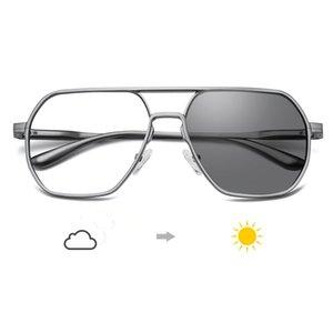Urltra-Light Retro Double Beam Men Glasses Frames For Prescription Eyeglasses Optical Eyewear Lndql