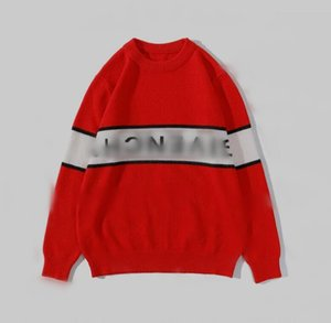 superior quality Men's  sweater  letter Pullover Hoodie long sleeve Sweatshirt embroidered women's sweater winter wear
