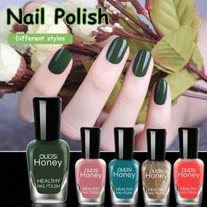 Nail Polish Optional Water Based Nail Polish Manicure Environment Friendly Cosmetics Lasting Waterproof Tear Pull CG8o#