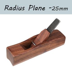 NAOMI Hong Kong-Style Shungee Rosewood Plane Bull-nose Radius Plane