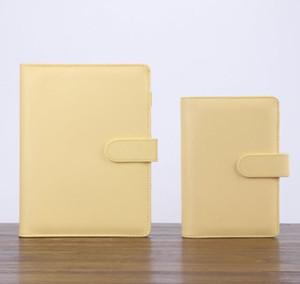 2020 Magic Libro Bloc de notas Lindo A6 Multi Colors Cuaderno Secure Supide Supplies GWD4113