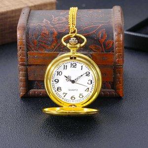 أحبك Gold Pocket Watch 8967