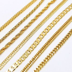 Fierce Quality Goods Fish Dragon Snake Clavicle Fox Tail Ingot Twist Flat Copper Box Hip Hop Exaggerated Necklace JAY-Z Bboy