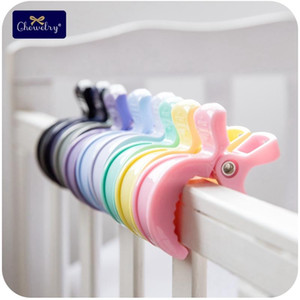 3pc Baby Blanket Clip For Play Gym Baby Car Seats Accessories Lamp Pram Stroller Peg Teether Toy Hook Cover Children's Products