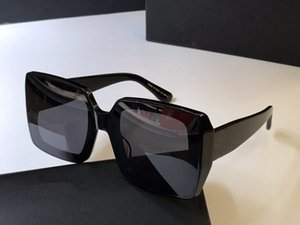 SLM71 Sunglasses For Women Fashion Deisnger Popular Full Frame UV400 Lens Summer Style Big Square Frame Top Quality Come With Case