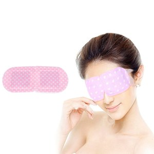 Steam Eye Mask Fragrance Warm Generating Eye Spa Moisturizing Dark Eyes Warmer Patch Eye Care