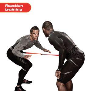 Basketball Football Soccer Agility Training Belt for Children Adults Sport Evasion Belt Defensive Speed Reaction Training Straps 201124