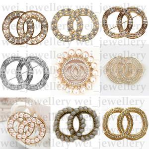 Yeni Moda Tasarımcısı Broş Kristal Elmas Broş Pins Kadın Tasarımcı Takı Giyim Kutusu Ile Broşlar Takım Elbise