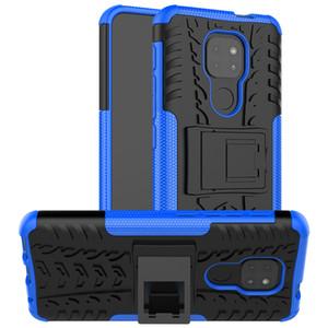G9 caso del juego a prueba de golpes de la armadura del Motorola Moto híbrido suave de silicona dura para Moto G9 Casos Juego de teléfono Coque