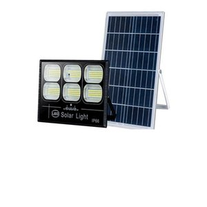Stock In China + 100W 200W 300W Solar Led Floodlights Solar Outdoor Led Flood Garden Light Waterproof IP66 For Swimming Pool