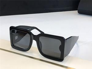 Novo design de moda óculos de sol 4312 quadro quadrado quadro Big B Templo oco clássico e generoso estilo popular estilo uv400