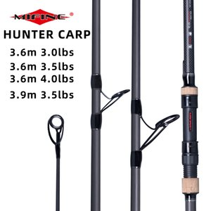 MIFINE CARP Fishing Rod 3.6 3.9m High Carbon Hard Power 3.0 3.5 4.0lbs Surf Spinning Throwing Shot to About 150M 201022