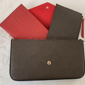 Klassische frauen taschen kette tasche echt leder wallet karte crossbody pallei schulter messenger briese handtasche frauen leinwand geldbörse einkaufen