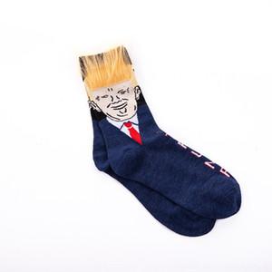 FX9W001E Peruk Peruk 61zyS parodi JIGTU sarı çorap İnternet ünlü çorap parodi Trump Trump sarı peruk FX9W001E İnternet ünlü