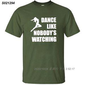 Mais recente Dança Crazy Like Nobodys Camiseta Clássico Cotton Solid Color Comics Adulto camisetas Camisas Camisa Hiphop Tops 2732510