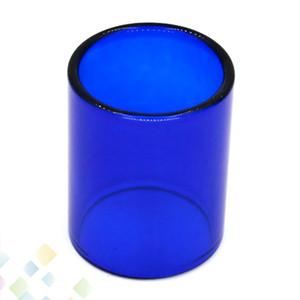 Melhor subtanque Mini-C de substituição do tubo de pirex de vidro para Kanger subtanque Mini C atomizador de vidro tubo de substituição da luva Tubo DHL grátis