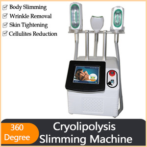 Cryolipolysis Fat Freezing Slimming Machine Cryotherapy Weight Loss Cryo Therapy Fat Freeze Machine Body Shaper Slim Device Home Use