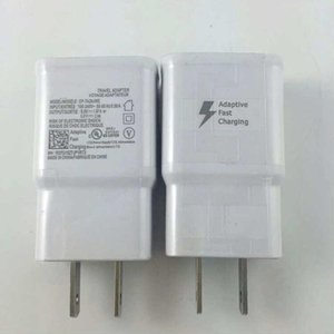 Oem 5 V / 2a 9v / 1 .67a Eu Us UK-Stecker Fast Charger USB-Haupt Adapter für Note 4 S6 S7 S7 Edge-S8 S8