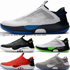 Sneakers Mens Classic Big Kid Meninos EUR Adapt Adapt BB Zapatos 12 Crianças Meninas Tenis Sapatos Homens Tamanho dos EUA Basquete Slip On Treinadores 46 Mulheres 38