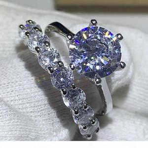 K Choucong Victoria Wieck Nouveau 2019 Bijoux de luxe 925 Sterling