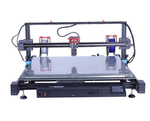 China latest 3D letter printer for luminous advertising signs,for 3D Channel Letter Sign and Logo Printing 820*820*150MM