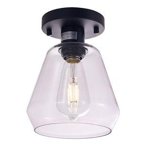 Lampada da soffitto a LED Black E26 industriale lampade a sospensione del soppalco del soppalco del café del ristorante del ristorante del ristorante Bar Corridoio Decorazione della decorazione degli Stati Uniti Accendini degli Stati Uniti disponibili-l