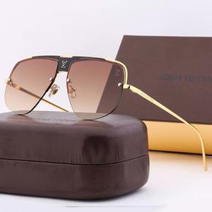 Para mujer gafas de sol del verano de la mujer UV400 3 Modelo 2922 1711 9011 15 colores de alta calidad
