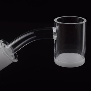 Scientifique mixte 25mmXL Quartz Banger 10 mm 14 mm 18 mm Homme Femme 45 à 90 degrés à quartz Bangers clous pour le verre Pipe Adapter eau Rigs Dab