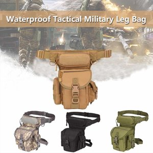 NEW Tactical Waist Bag Drop Leg Bags Tool Camping Hiking Trekking Military Shoulder Saddle Oxford Cloth Multi function Pack