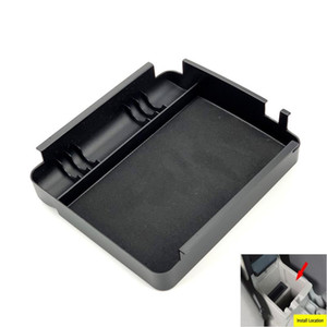 Car Styling Accessories Center Console Armrest Storage Secondary Box for Focus 3 3 2012 2013 2014 Free Shipping