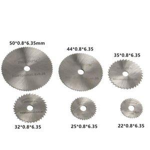 7pcs Mini Hss Circular Saw Blade Rotary Tool For Dremel Metal Cutter Power Tool Set Wood Cutting Discs Dril bbyYaj bdesports