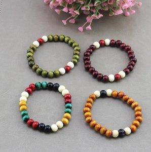 Black Lava Volcanic stone 7 Chakra Bracelet Natural Stone Yoga Bracelet Healing Reiki Prayer Balanceps1446