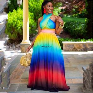 Африканский Макси платья для женщин 2020 Dashiki Robe лето плюс размер длинное платье дамы Традиционные африканские одежды Сказочные Dreems