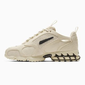 Stuzzy X Spiridon Caged 2 Sneaker per gli uomini Pure Platinum Sneakers Mens Scarpe sportive da uomo Scarpe da uomo da uomo Donna Sport Sport Trainer Donne Training