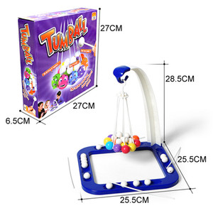 Children Develop Intelligence Pearl Parent - child Balance Table Games Interactive Puzzle Toys Classic Beads Logical Mind Kids