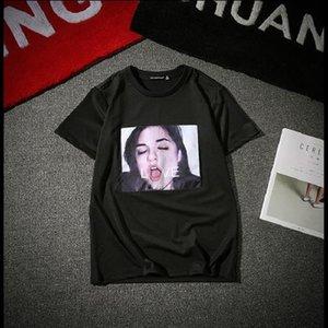 Drop Ship Hello Love Funny T Shirt lovers short sleeve T shirt mens personality fun print letters casual NEWS tshirt HY1MC158