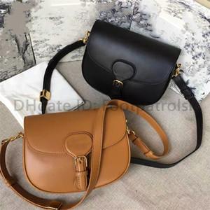 Best Lussurys Designer New Women's Moda Borsa Borsa a tracolla Black Blace Lettera Ricamata Borsa da sella Girl Lady Messenger Bags Borse a vita